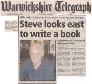 12. Warwickshire Telegraph October 6th 2006