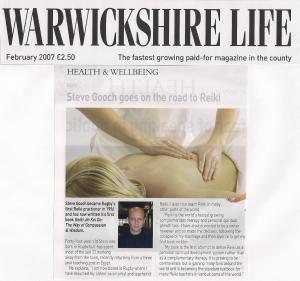 17. Warwickshire Life February 2007