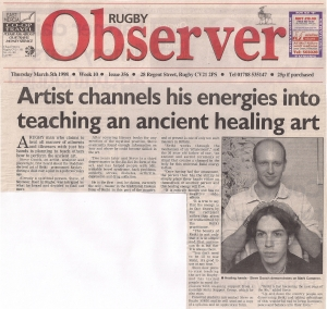 6. Rugby Observer March 5th 1998