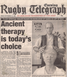 8. Rugby Evening Telegraph September 10th 1999